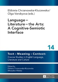Cover Language  Literature  the Arts: A Cognitive-Semiotic Interface