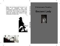 Cover Baciami Lady