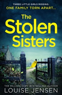 Cover Stolen Sisters