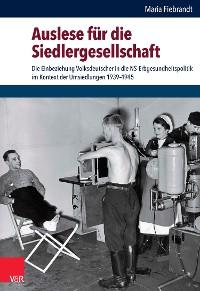 Cover Auslese für die Siedlergesellschaft