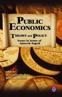 Cover Public Economics