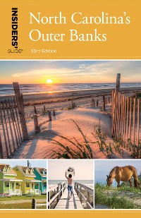 Cover Insiders' Guide® to North Carolina's Outer Banks