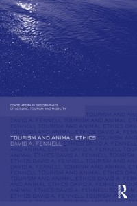 Cover Tourism and Animal Ethics