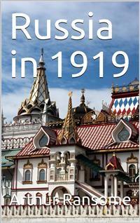 Cover Russia in 1919