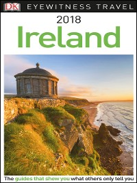Cover DK Eyewitness Travel Guide Ireland