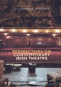 Cover Perspectives on Contemporary Irish Theatre