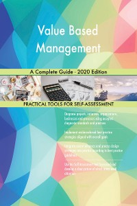 Cover Value Based Management A Complete Guide - 2020 Edition