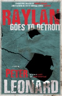 Cover Raylan Goes to Detroit