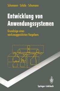 Cover Entwicklung von Anwendungssystemen