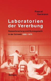 Cover Laboratorien der Vererbung