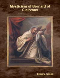 Cover Mysticism of Bernard of Clairvoux