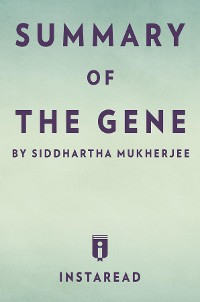 Cover Summary of The Gene