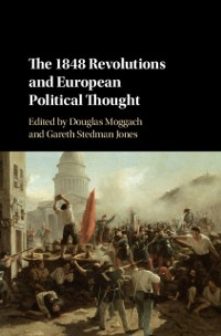Cover 1848 Revolutions and European Political Thought