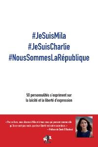 Cover #JeSuisMila #JeSuisCharlie #NousSommesLaRépublique
