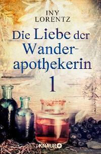 Cover Die Liebe der Wanderapothekerin 1