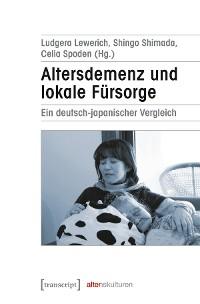 Cover Altersdemenz und lokale Fürsorge