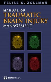 Cover Manual of Traumatic Brain Injury Management