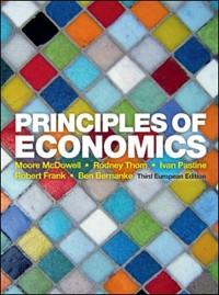 Cover EBOOK: Principles of Economics