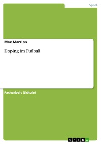 Cover Doping im Fußball