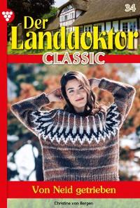 Cover Der Landdoktor Classic 34 – Arztroman