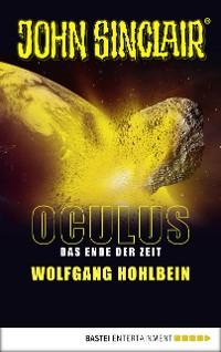 Cover Oculus - Das Ende der Zeit