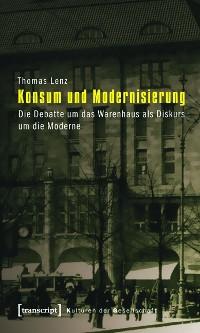 Cover Konsum und Modernisierung
