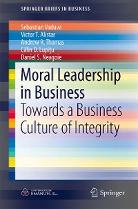 Cover Moral Leadership in Business