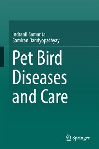 Cover Pet bird diseases and care