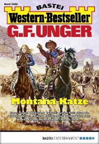 Cover G. F. Unger Western-Bestseller 2468 - Western