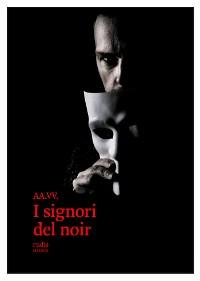 Cover I signori del noir