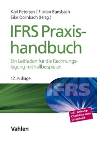 Cover IFRS Praxishandbuch