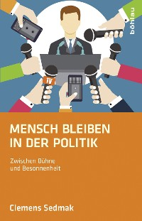 Cover Mensch bleiben in der Politik