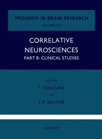 Cover Correlative Neurosciences: Clinical Studies
