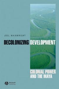 Cover Decolonizing Development