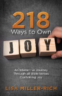 Cover 218 Ways to Own Joy