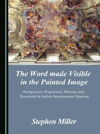 Cover The Word Made Visible in the Painted Image