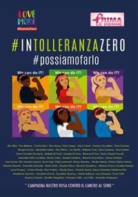 Cover #IntolleranzaZero
