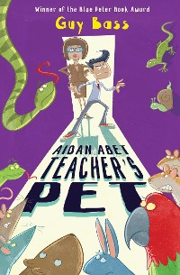 Cover Aidan Abet, Teacher's Pet
