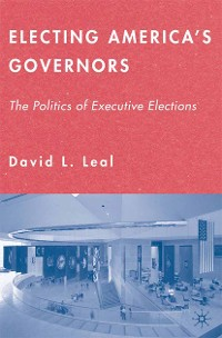 Cover Electing America's Governors