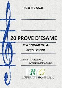 Cover 20 Prove d'esame