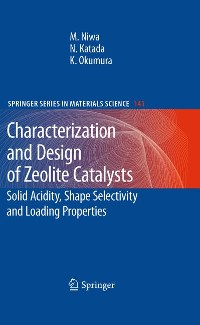 Cover Characterization and Design of Zeolite Catalysts