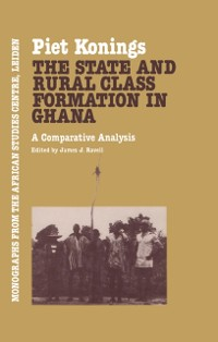 Cover State & Rural Class Formatn In Ghana