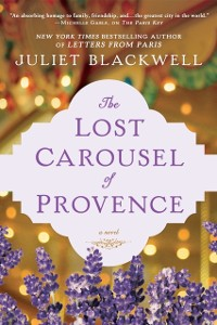 Cover Lost Carousel of Provence