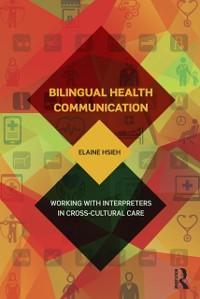 Cover Bilingual Health Communication