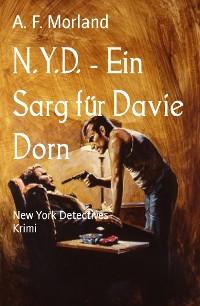 Cover N.Y.D. - Ein Sarg für Davie Dorn