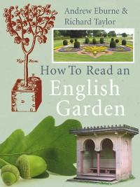 Cover How to Read an English Garden
