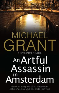 Cover An Artful Assassin in Amsterdam