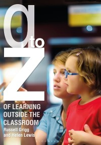Cover A-Z of Learning Outside the Classroom
