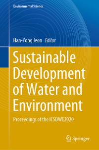 Cover Sustainable Development of Water and Environment