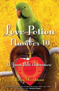 Cover Love Potion Number 10